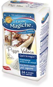 Pizza Veloce - Le Farine Magiche