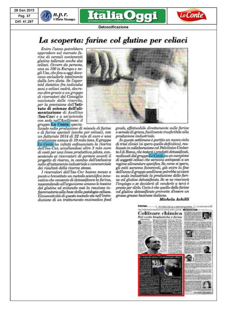 2015.01.28 - ITALIA OGGI