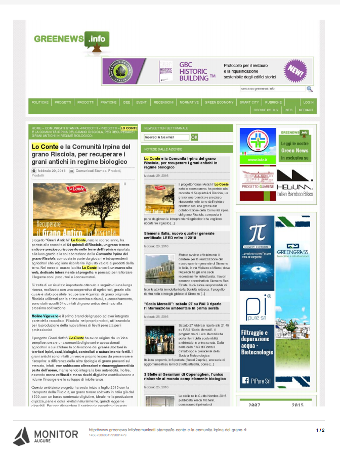 green news 1