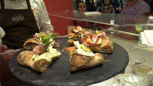 Pizza gourmet di Marco Giarratana